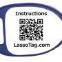 Back LassoTag Promotional Beacon